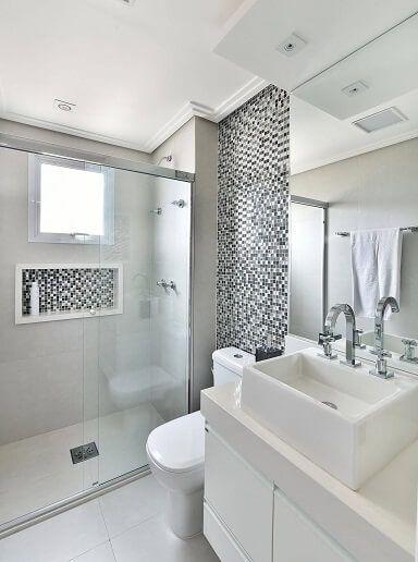 Gesso No Banheiro 12 Lindos Modelos Inspire Se